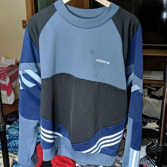 adidas originals chop shop sweatshirt